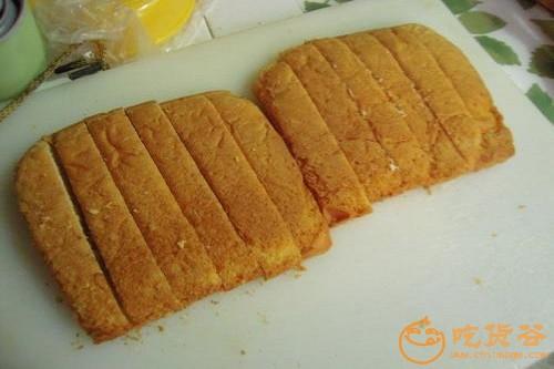 香酥面包条