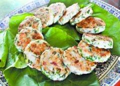 顺德桑叶鱼饼的家常做法 怎么做桑叶鱼饼好吃