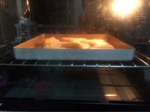 烤土司片的做法