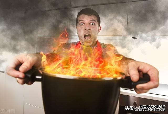 一不小心毁了一个家,厨房做饭一定要注意的7件
