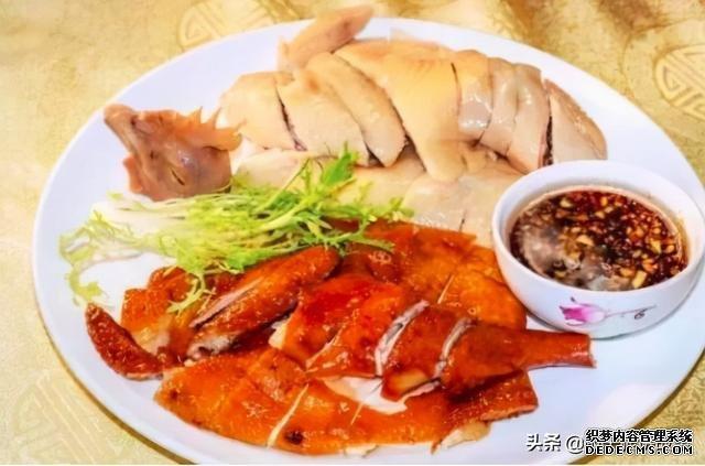 你知道苏菜中的鸳鸯鸡有一个美丽的传说吗?