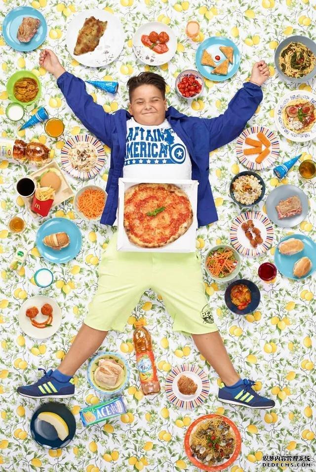 全球30国儿童一周饮食图鉴,里面藏着孩子的未来