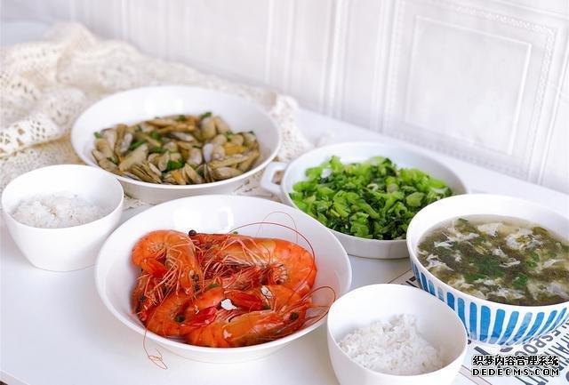 适合秋天吃的午餐,低脂营养又好吃,简单省时