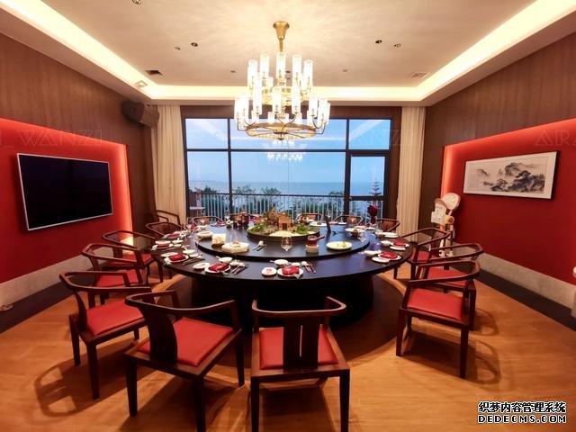 宴请聚餐不用头秃了,来厦门这家6000㎡的网红海